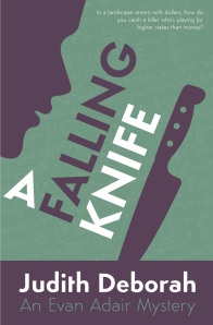 A Falling Knife Amazon cover