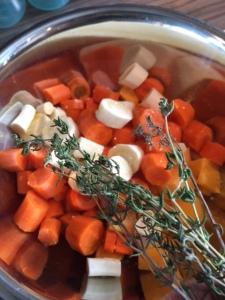 pumpkin veg